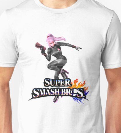 zero suit samus alt Unisex T-Shirt