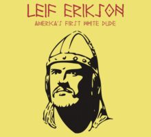 Leif Erikson for Light T's by BlueEyedDevil