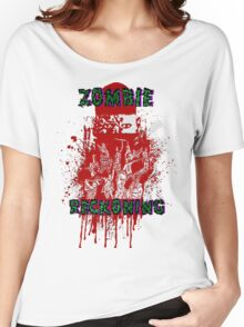 Zombie Reckoning Women's Relaxed Fit T-Shirt