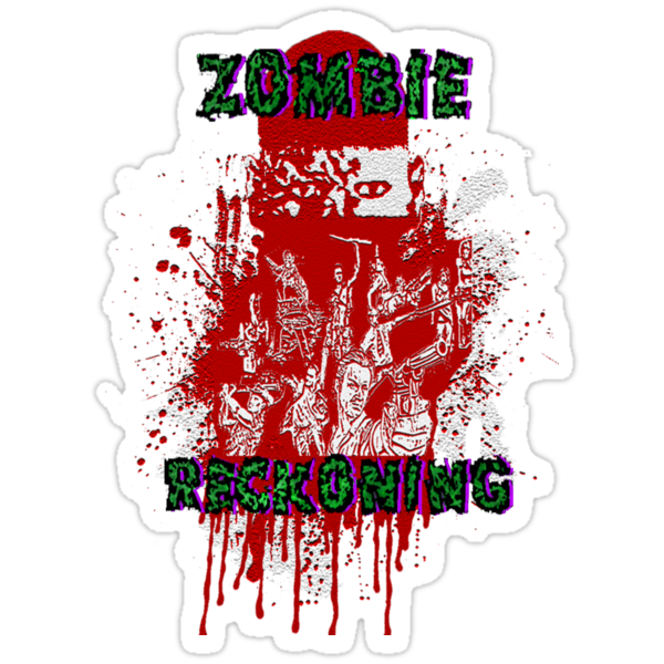 Zombie Reckoning by ramox90