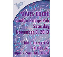 London Bridge 11/9/13 Flyer Photographic Print