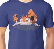Cutout Kingler Unisex T-Shirt