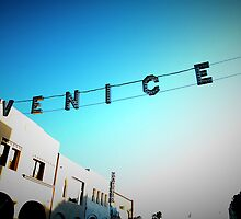 Venice Beach California by angelicatdelr