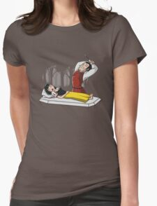 Fairy Tales Fiction Womens Fitted T-Shirt