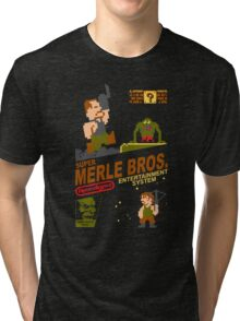 Super Merle Brothers Tri-blend T-Shirt