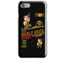 Super Merle Brothers iPhone Case/Skin