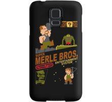 Super Merle Brothers Samsung Galaxy Case/Skin