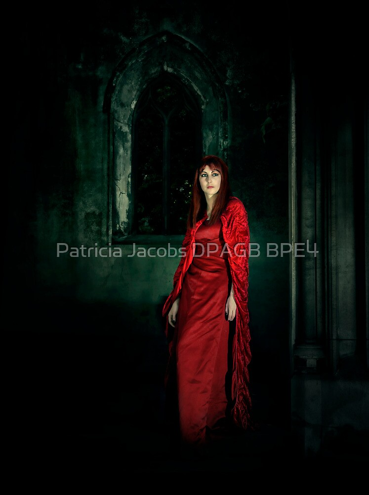 Lady in Red by Patricia Jacobs CPAGB LRPS BPE4