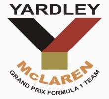 Yardley McLaren M23 F1 by AlexVentura