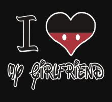 I lOVE GIRLFRIEND by starone