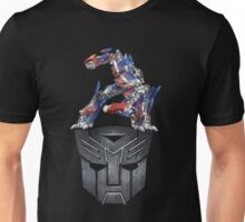 Robot world design t-shirt Unisex T-Shirt