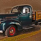 Old Chevrolet by Mark Walker