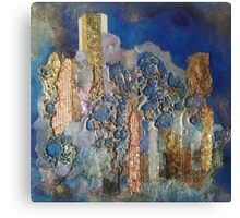 Urban Ephemerality Canvas Print