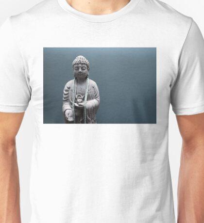Buddha statue Unisex T-Shirt