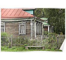 log House Poster