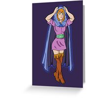 Sheila The Thief Greeting Card