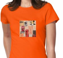 London Adventure  Womens Fitted T-Shirt