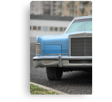 Lincoln car   Canvas Print