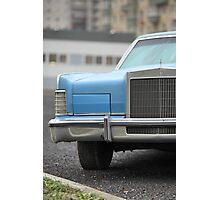 Lincoln car   Photographic Print