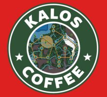 Kalos Coffe Green One Piece - Long Sleeve