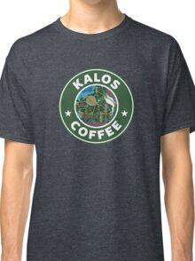 Kalos Coffe Green Classic T-Shirt