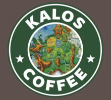 Kalos Coffe Green 2 by Ramiartdesigns