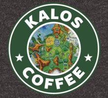 Kalos Coffe Green 2 by Ramiartdesigns