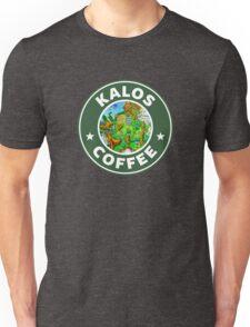Kalos Coffe Green 2 Unisex T-Shirt