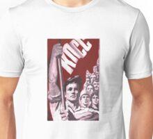 COMMUNIST PARY OF SOVIET UNION KPSS Unisex T-Shirt