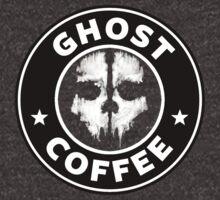 Ghost Coffee by Ramiartdesigns