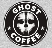 Ghost Coffee 2 by Ramiartdesigns
