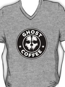Ghost Coffee 2 T-Shirt