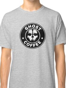 Ghost Coffee 2 Classic T-Shirt