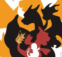 Charizard Y Sticker