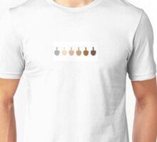Middle Finger Emoji Unisex T-Shirt