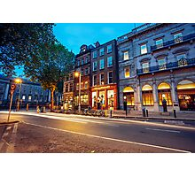 College Green, Dublin Photographic Print