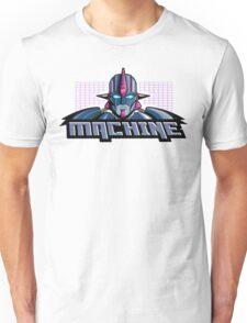 Machine Retro 1980's Cartoon Design Unisex T-Shirt