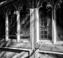 Old and Neglected by Ellesscee