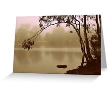 The Bough By Lorraine McCarthy Greeting Card