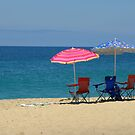 A Summer Day At The Beach by K D Graves Photography