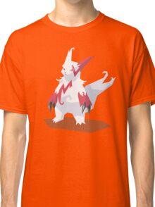 Cutout Zangoose Classic T-Shirt