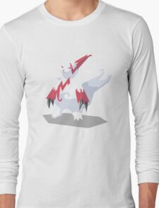 Cutout Zangoose Long Sleeve T-Shirt