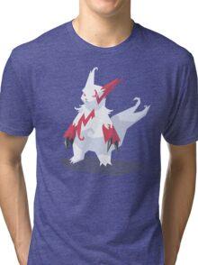 Cutout Zangoose Tri-blend T-Shirt