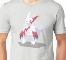 Cutout Zangoose Unisex T-Shirt