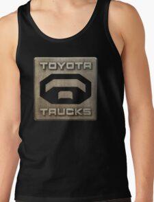 Truck Toyota Tank Top