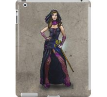 The Priestess_Present iPad Case/Skin