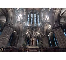 Faith Be Your Guide #2 || Glasgow Cathedral, Glasgow Photographic Print