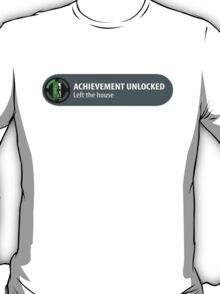 Achievement Unlocked Left Home T-Shirt