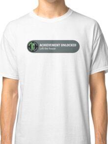 Achievement Unlocked Left Home Classic T-Shirt