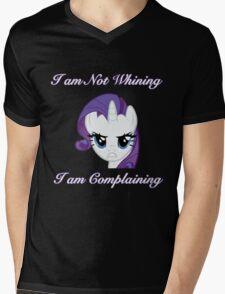 I am not Whining, I am Complaining Mens V-Neck T-Shirt